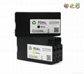 Remanufactured Printer Ink Cartridge For HP 955 955xl Ink Cartridge For HP Offic