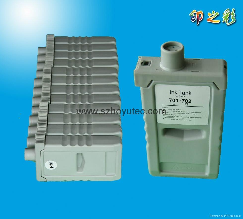 PFI-701 700ml  填充墨盒 9