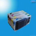 Refillable ink cartridge with ARC for Epson PX-750F/PX-700