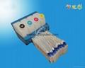 bulk ink system for Mimaki JV300 SS21 SB53 ARC chip solvent ink  cartridge chip