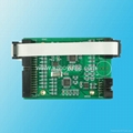 Decoder/Chip/ decryption card for hp 81/91 Designjet 5000ps 5500 5000 Z6100 Z620