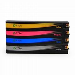 HP 975 975XL填充墨盒