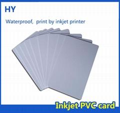 PVC 卡l800塗層卡噴墨卡
