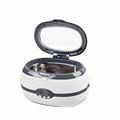 Mini Ultrasonic cleaning machine with  20 Oz Stainless  ultrasonic cleaner