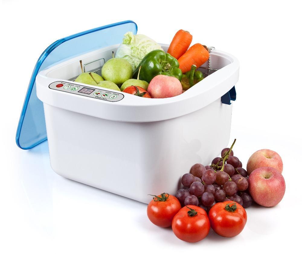 蔬菜水果超声波清洗机 1