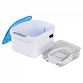 12.8L Home Use Ultrasonic Ozone Vegetable Fruit Sterilizer Cleaner