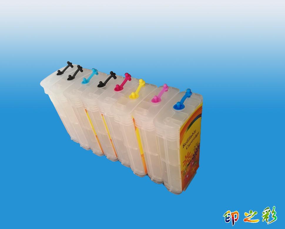 T790 T795 T610/T1100/T1120 (HP72) 填充墨盒 6