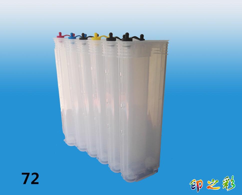 T790 T795 T610/T1100/T1120 (HP72) 填充墨盒 7