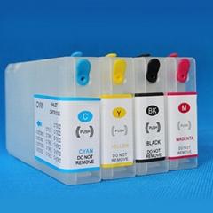 适用EPSON PRO WF-5110DW 5190DW 可填充墨盒墨水T7891小连供墨盒