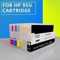 refillable 952 For HP Ink Cartridge For HP Officejet Pro 7740 8210 8216 8702 871