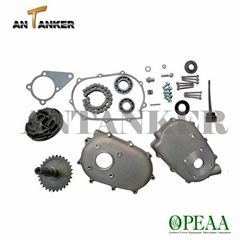 2-1 Reduction Gearbox for Honda GX120-GX270