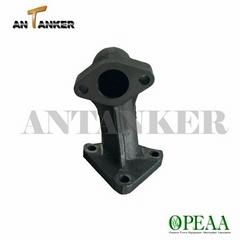 GX240 GX270 GX340 GX390 SPARES Muffler Exhaust Pipe