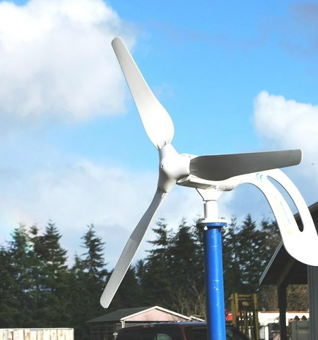Angel 200w wind turbine    3