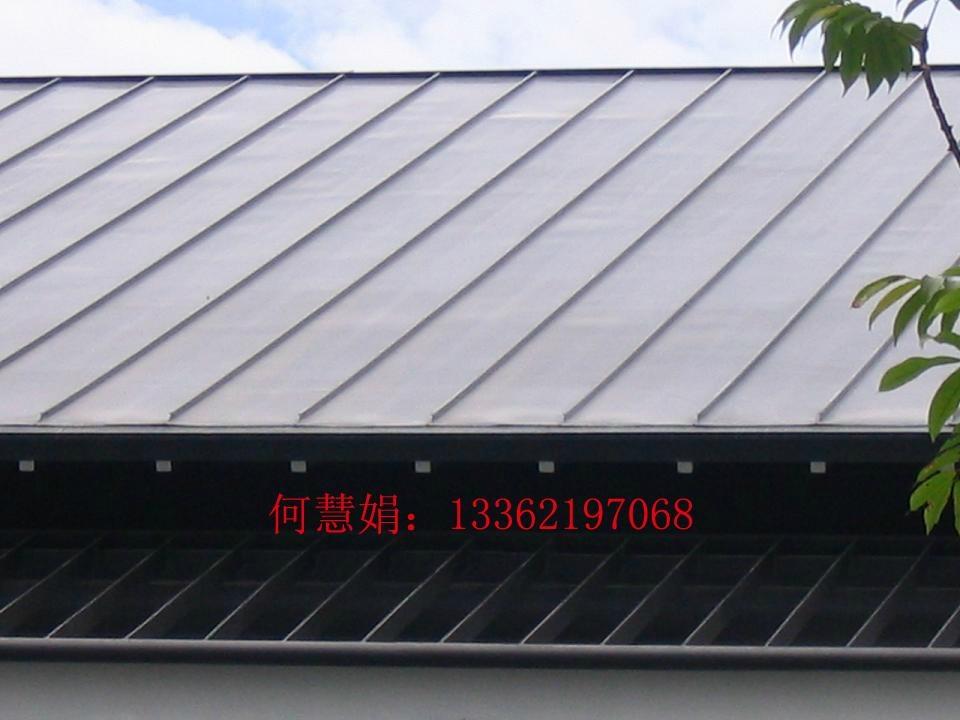 浙江65-400型鋁鎂錳合金屋面板 3