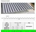 彩钢波浪板YS18-63.5-