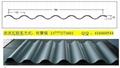 浙江彩钢瓦厂家YX35-125-750墙面横装板 2
