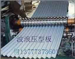 鍍鋅波浪板YS18-63.5-825彩鋼波紋板 1