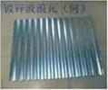 鍍鋅波浪板YS18-63.5-825彩鋼波紋板 3