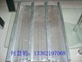 开口式楼承板YX130-300-600型屋面板 2