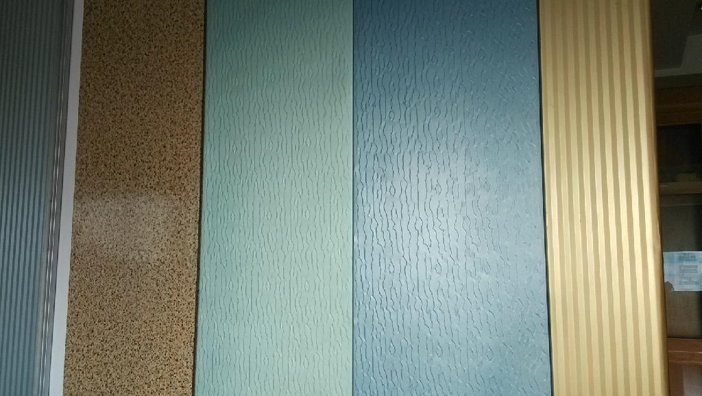 杭州不鏽鋼彩鋼岩棉夾芯板 3