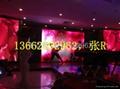 P6 indoor high definition rental display