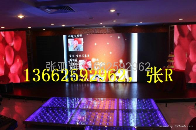 P7.62 HD indoor stage screen 1