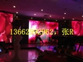 Indoor P6 SMD HD full color screen, easy installation 6