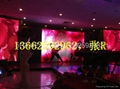 Indoor P6 SMD HD full color screen, easy installation 4