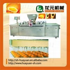 Automatic cream injection machine
