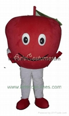 bubble guppies mascot costume party costume cartoon costume
