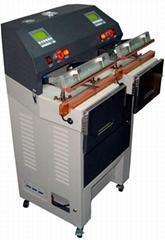 100极无尘室外抽式真空充氮包装机