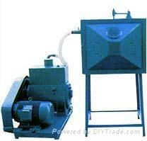 深圳紅州打印機墨盒、LED發光二極管、數碼管;多功能真空脫泡機
