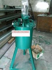 廠家直銷小型經濟型真空桶  真空泵 AB膠真空脫泡機