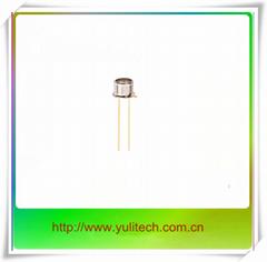 5MM 小功率375nm 紫外發光二極管 金屬封裝TO18