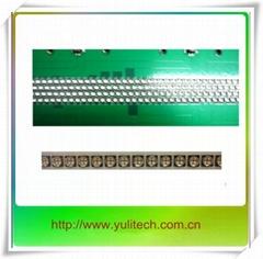 high power 395nm uv led MCPCB & UV LED Module for inkjet curing