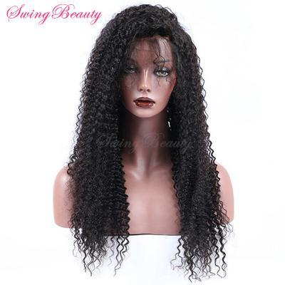 Permium Full Lace Natural Virgin Human Hair Wigs Wholesale Cheap Price   1