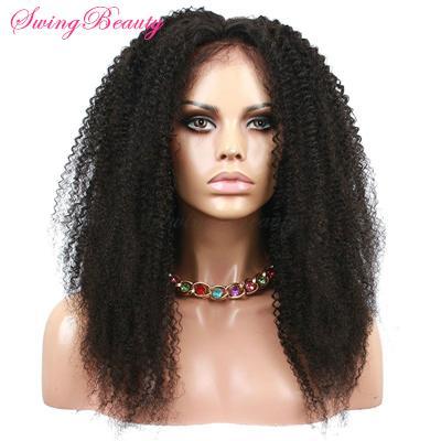 Permium Full Lace Natural Virgin Human Hair Wigs Wholesale Cheap Price   2