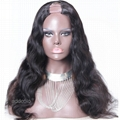 Permium Full Lace Natural Virgin Human Hair Wigs Wholesale Cheap Price   3