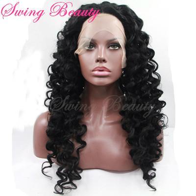 Permium Full Lace Natural Virgin Human Hair Wigs Wholesale Cheap Price   4