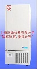 欣諭超低溫冰箱生物超低溫冰箱實驗室XY-86-500L冷凍箱
