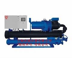工业螺杆冷水机注塑机冰水机