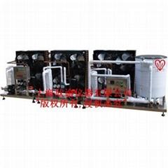 碳酸饮料在线灌装冷水机