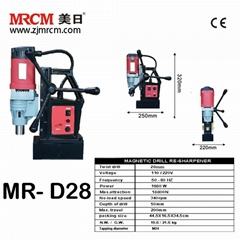Large Power Tools For Construction Magnetic Core Drill Machine MR-D28