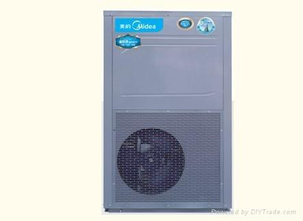 康泉系列美的空气能热泵热水器主机 2