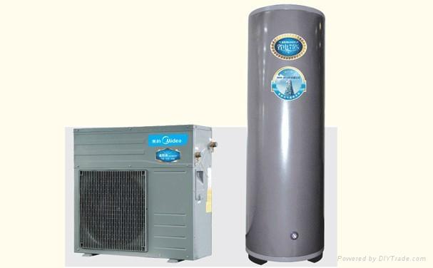 康泉系列美的空气能热泵热水器主机 1