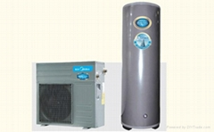 康泉系列美的空氣能熱泵熱水器主機