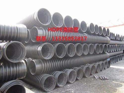 聚乙烯HDPE纏繞結構壁管B型 2