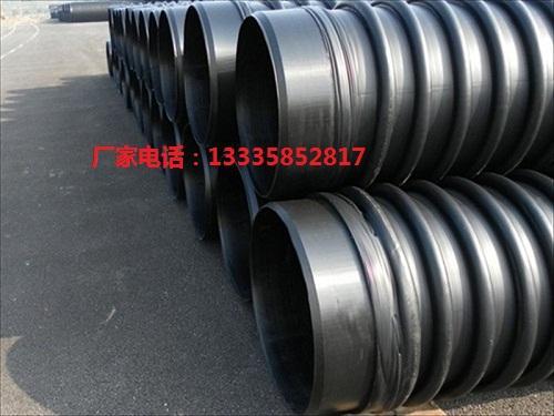聚乙烯HDPE纏繞結構壁管B型 1