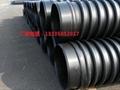 高密度聚乙烯HDPE纏繞增強結構壁管 1