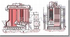 鏈條爐排鍋爐